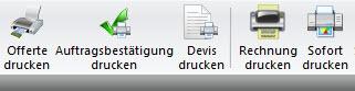 Screenshot Software Drucken Bereich