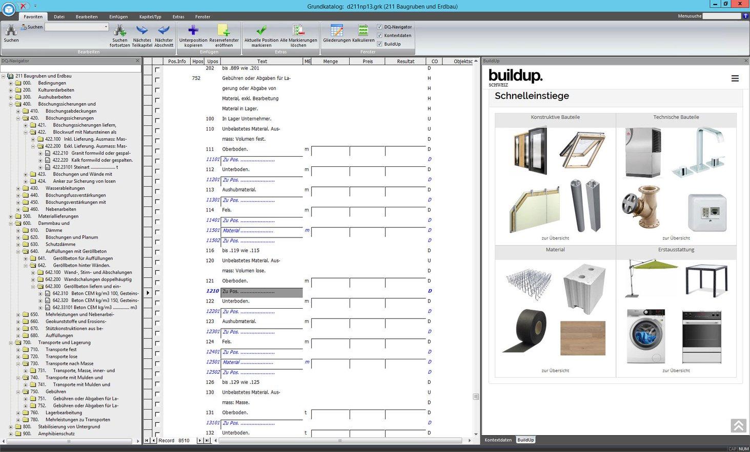 buildup_integration