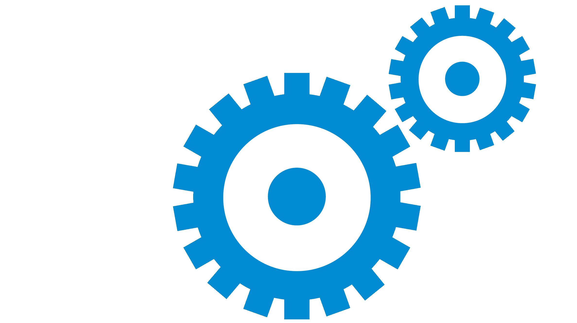 Icon Zahnräder