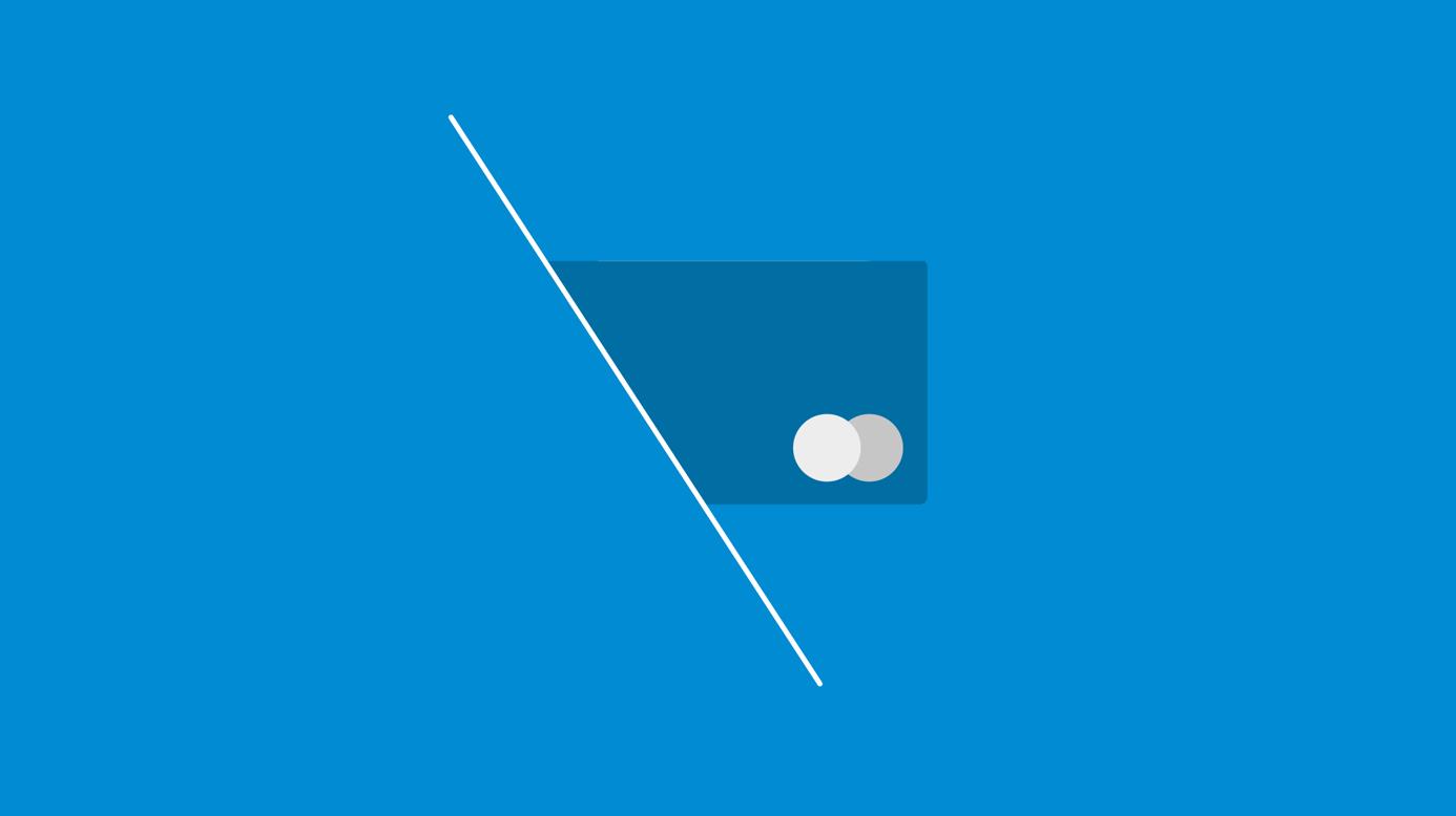 icône carte de crédit