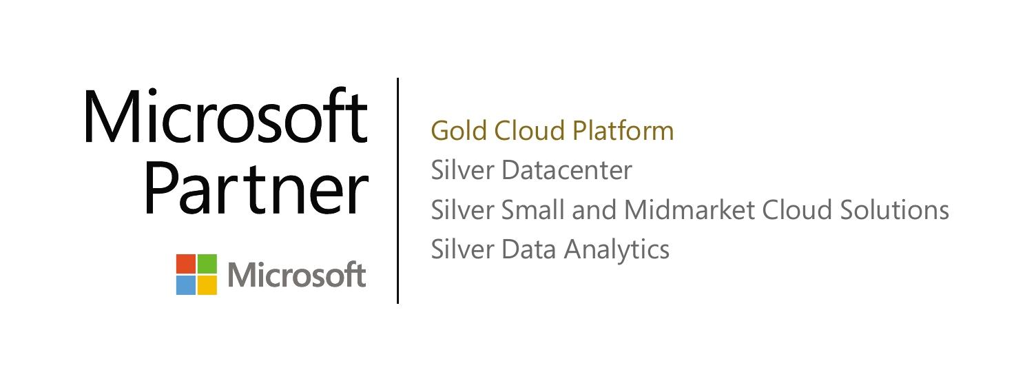 Microsoft Gold partner Icona