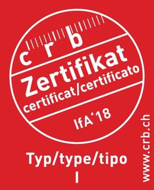 Certificat CRB